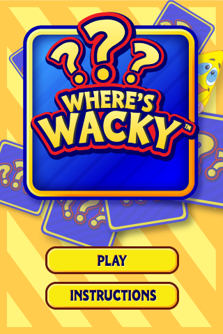 Screenshot Where's Wacky ™