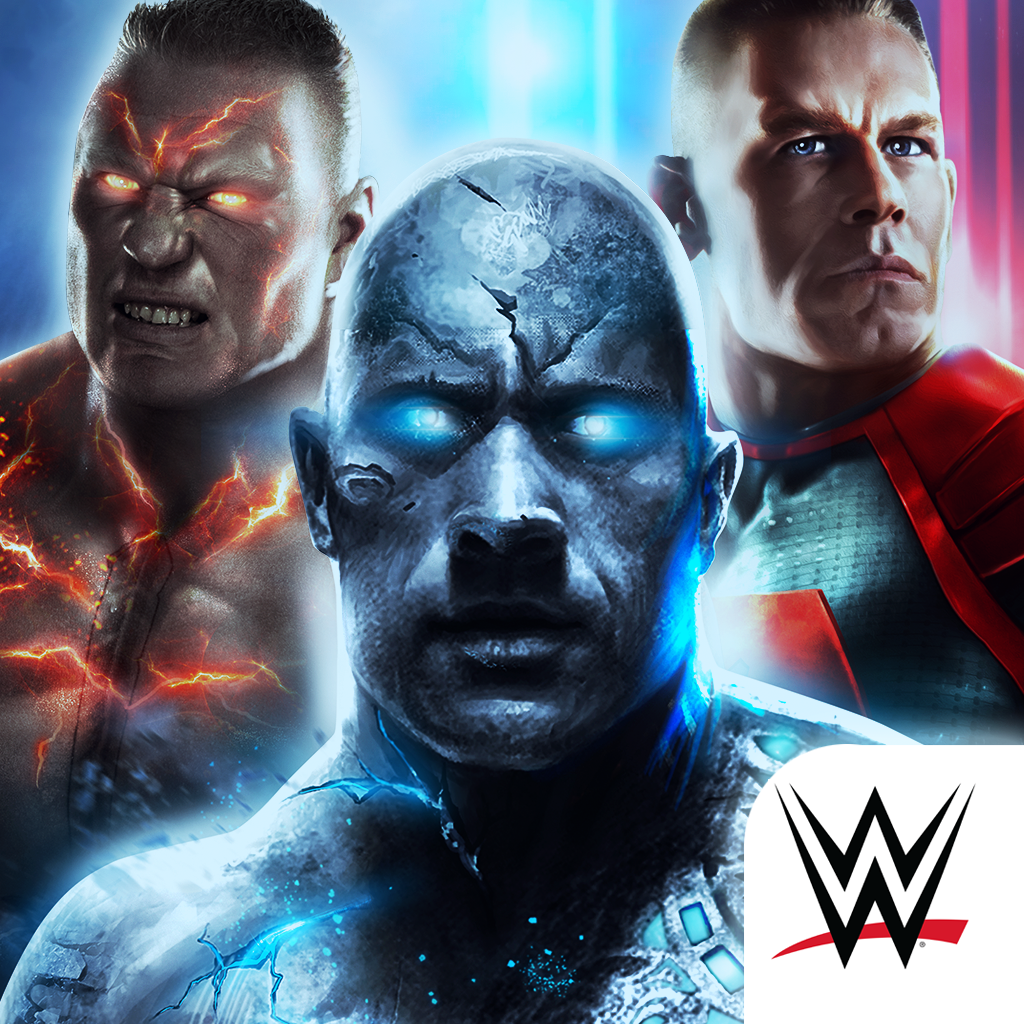 WWE Immortals - Warner Bros. Entertainment
